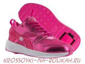 Роликовые кроссовки Heelys Force HE100238