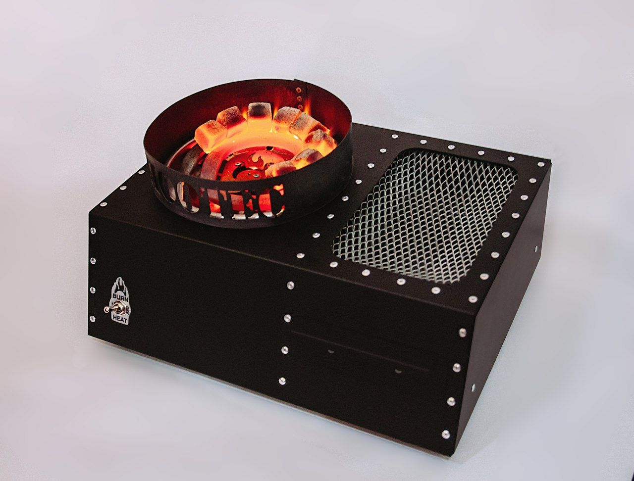 Электроплитка Hootec Burner V2