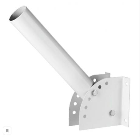 Кронштейн для уличных консольных светильников, диаметр 48мм