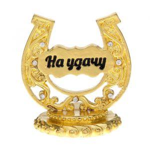 """Интерьерная настольная фигурка """"На удачу"""" 1039019"""