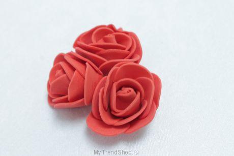 Розы из фоамирана (упаковка 500 шт)