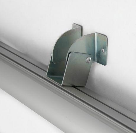 Поворотный кронштейн для настенного крепления светильников