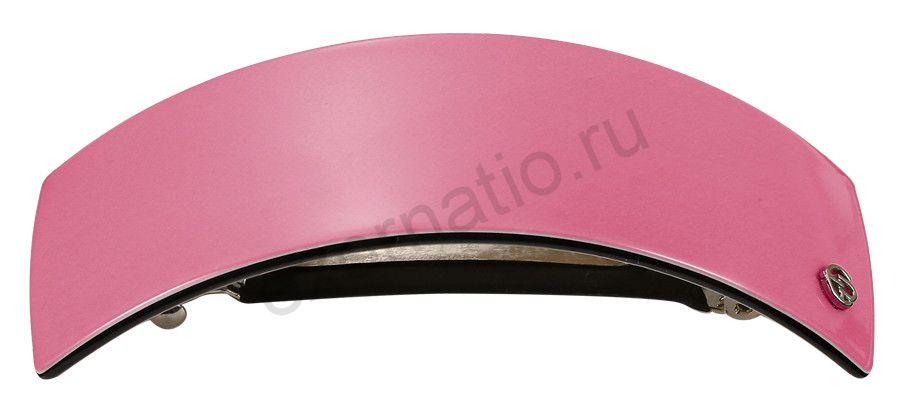 Заколка-автомат Evita Peroni 04697-294. Коллекция Basic Dk.pink