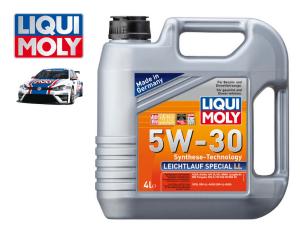 Масло моторное LIQUI MOLY LEICHTLAUF SPECIAL LL 5W-30 4L СИНТЕТИКА API SL/CF