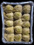 Пахлава с грецким орехом Улитка купить в СПб