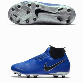Детские бутсы NIKE PHANTOM VSN ACADEMY DF FG/MG AO3287-400 JR