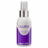 Кондиционирующее средство для макияжных кистей АУРА Manly PRO