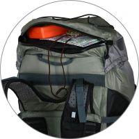 Походный рюкзак Splav Bionic 70 зеленый /серый фото10
