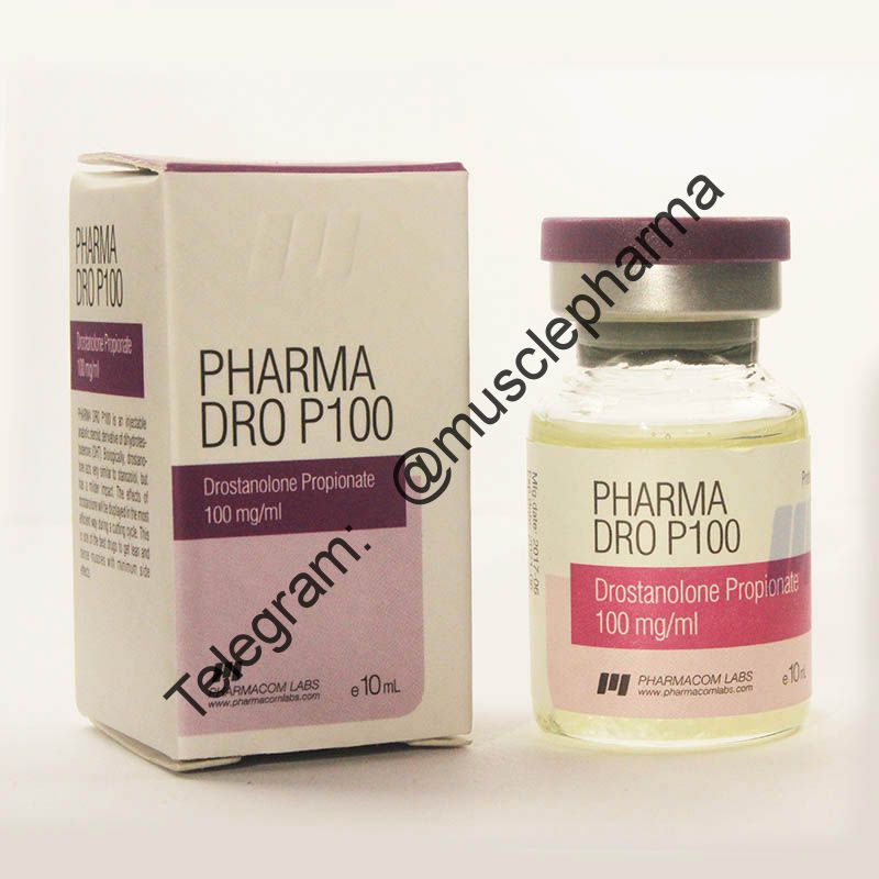 PHARMADRO-P100 (PHARMACOM LABS). 100mg/ml 10ml* 10 мл.