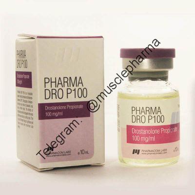 PHARMADRO-P100 (PHARMACOM LABS). 100mg/ml 10ml* 10 мл.