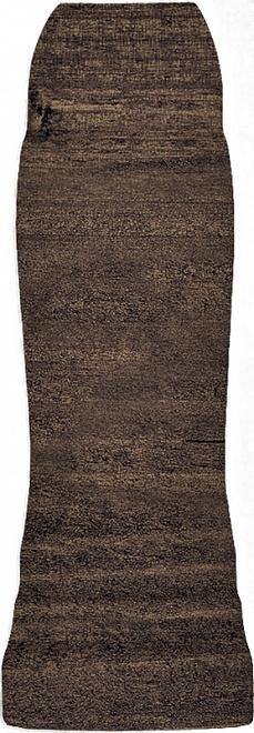 DD7501/AGE | Угол внешний Гранд Вуд коричневый тёмный