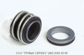 Торцевое уплотнение BSMG1-40 CAR/CER/EPDM G4