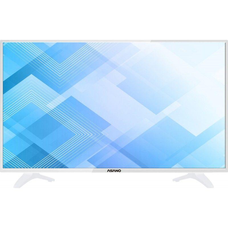 Телевизор ASANO 32LH1011T белый