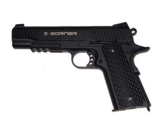 Пистолет Borner КМВ77