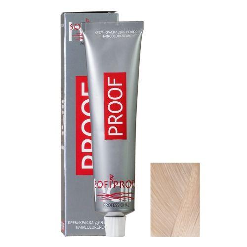 Крем-краска для волос Proof 11.0 экстра платиновый блондин, 60 мл