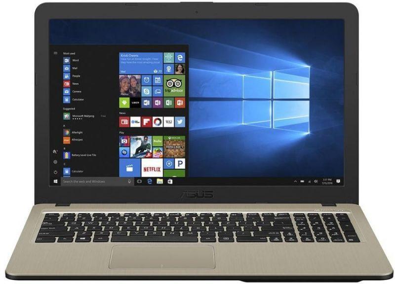 "Ноутбук ASUS VivoBook 15 X540MA-GQ120 (Intel Pentium N5000 1100 MHz/15.6""/1366x768/4GB/500GB HDD/DVD нет/Intel U)"