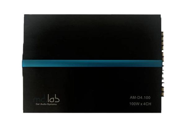 MD.Lab AM-D4.100 Автомобильный усилитель