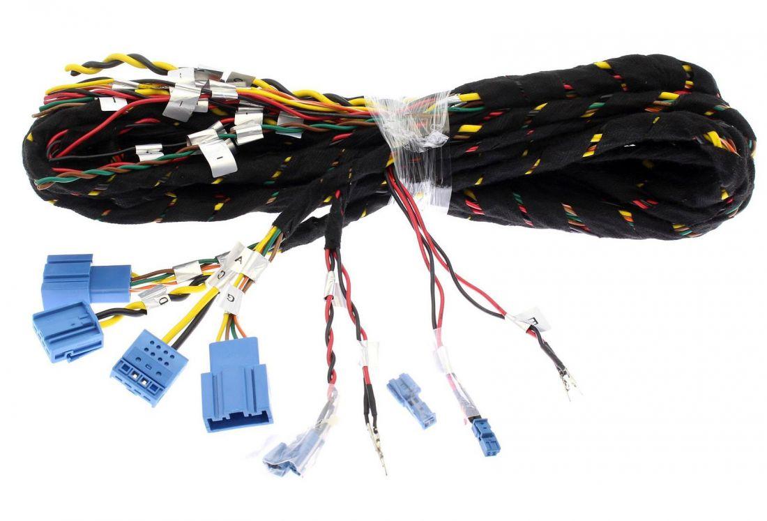 Cable Kit for BMW 6 канальный комплект проводки для автомобилей BMW