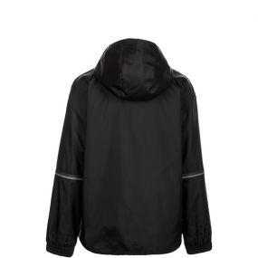 Детская ветровка adidas Condivo 16 Rain Jacket тёмно-синяя