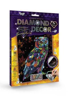 Набор креативного тв-ва Diamond Сова