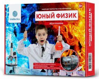 Набор Юный физик Лед и пламень
