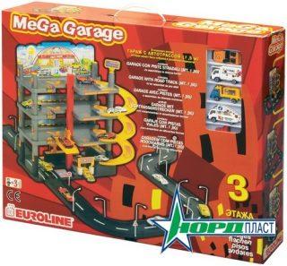 Мега гараж(с дорогой)