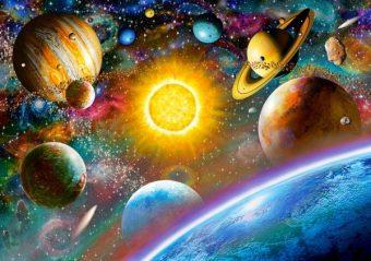 Пазлы 500 Космос