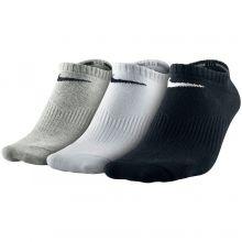Комплект спортивных носков Nike 3ppk Lightweight No Show