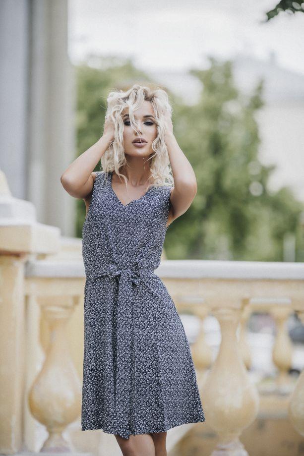 0723. Платье