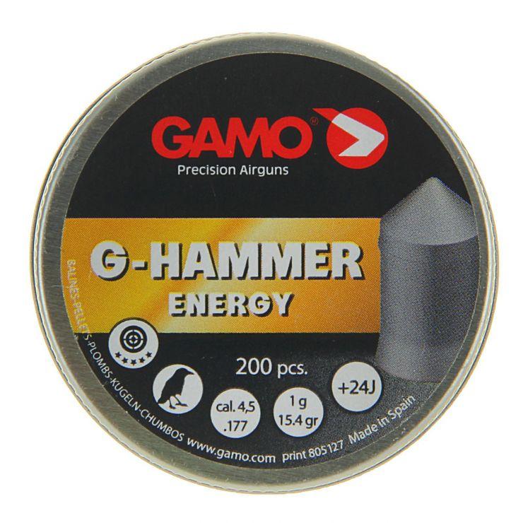 Пуля пневматическая GAMO G-HAMMER (200шт)