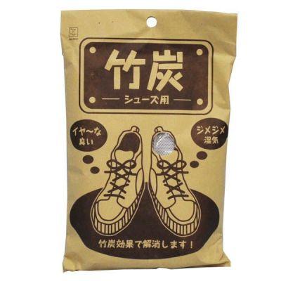 Японский бамбуковый нейтрализатор запаха для обуви и обувных шкафов Kokubo 2*100гр