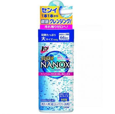 Lion Топ-Nanox Super Гель для стирки концентрированный