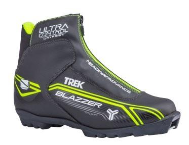Лыжные ботинки TREK Blazzer Comfort1 иск.кожа NNN
