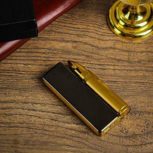 "Зажигалка электронная ""Пуля"", USB, спираль, 3.5х1х7 см 3916484"