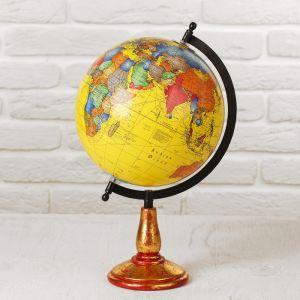 """Сувенир глобус """"Яркая мечта"""" 22х22х35 см 2359063"""