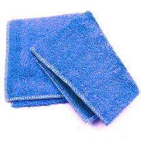 Автомобильное полотенце из микрофибры Fibre Wiping Towel, 60х39 см, синий