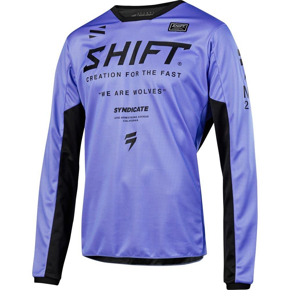 Shift - 2019 Whit3 Label Muse Purple джерси, фиолетовое