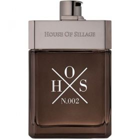 House of Sillage  HOS N.002