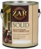 Масло Укрывное ZAR 0.946л Solid Color Deck & Siding Exterior Stain по Дереву для Наружных Работ / Зар