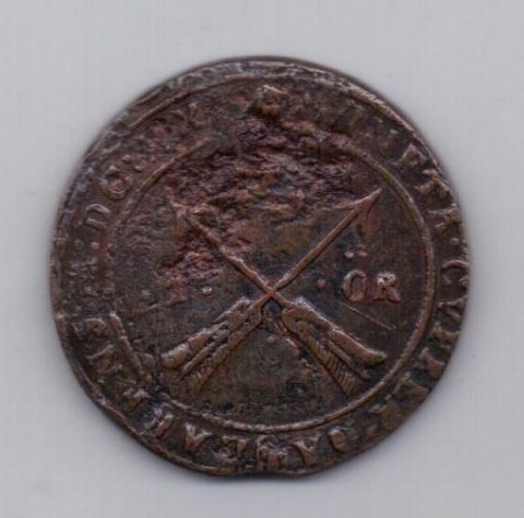 1 эре 1630 года Редкость Швеция