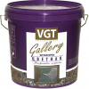 Декоративная Штукатурка VGT Gallery 18кг на Основе Мраморной Крошки, Размер Зерна 1-1.5мм / ВГТ