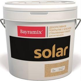 Мозаичное Покрытие Bayramix Solar 12кг Стеклянные Гранулы с Перламутром / Байрамикс Солар