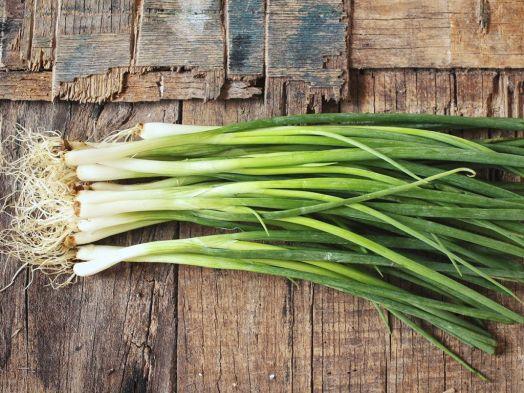 Зеленый лук (пучок 50г)