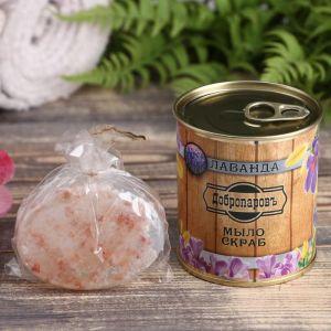 Мыло-скраб соляное в банке 4806577