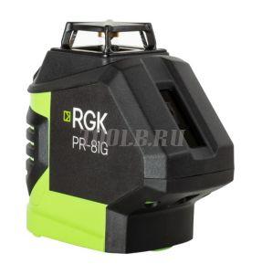 RGK PR-81G - лазерный нивелир (уровень)