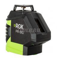 RGK PR-81G - лазерный нивелир (уровень) фото