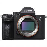 Фотоаппарат со сменной оптикой Sony Alpha ILCE-7M3 Body