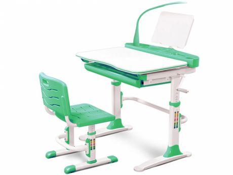 Комплект Mealux EVO-19: парта + стульчик + лампа