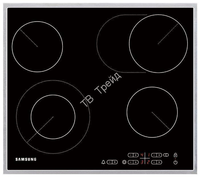 Варочная панель Samsung C61R2CAST