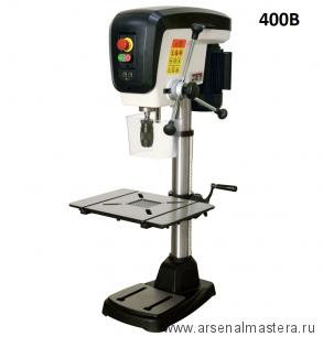 Настольный сверлильный станок профессиональный 0,55 кВт 400 В (дерево/металл) JET JDP-15B 716200T